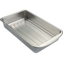 See Details - Stainless Steel Slide-Out Bin