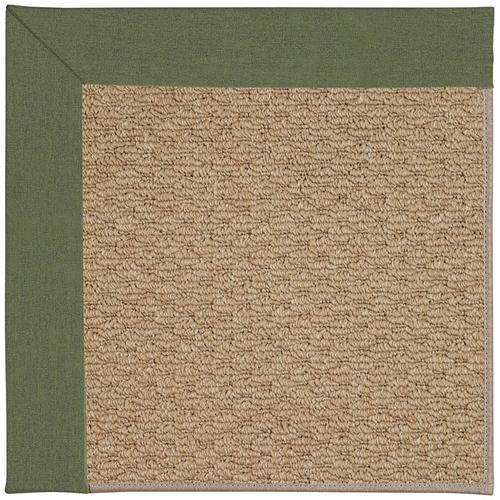 Creative Concepts-Raffia Canvas Fern Machine Tufted Rugs