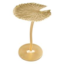 See Details - Lily Side Table Gold