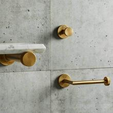 Elemental Accessories Robe Hook / Aged Brass Unlaquered