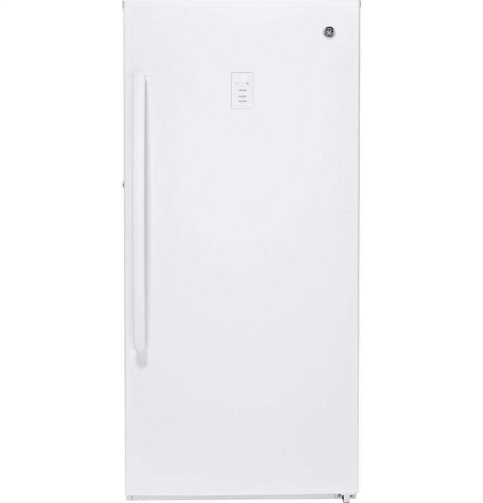 GEGe(r) 14.1 Cu. Ft. Frost-Free Upright Freezer