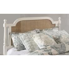Melanie Headboard - King - White