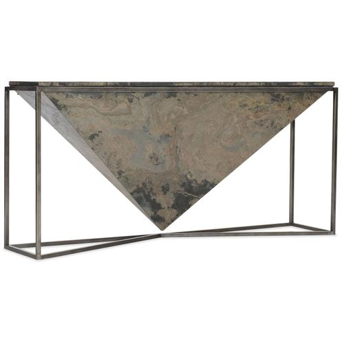 Living Room Princess Cut Console Table