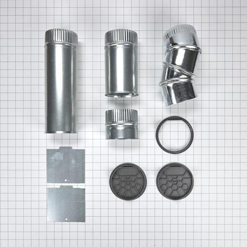 Dryer 4-Way Vent Kit