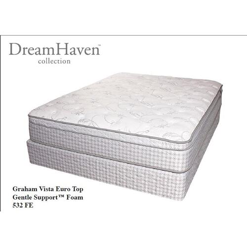 Dreamhaven - Graham Vista - Euro Top - Twin XL