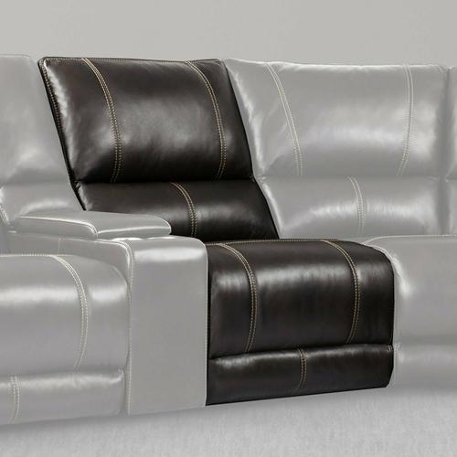 WHITMAN - VERONA COFFEE - Powered By FreeMotion Cordless Armless Chair