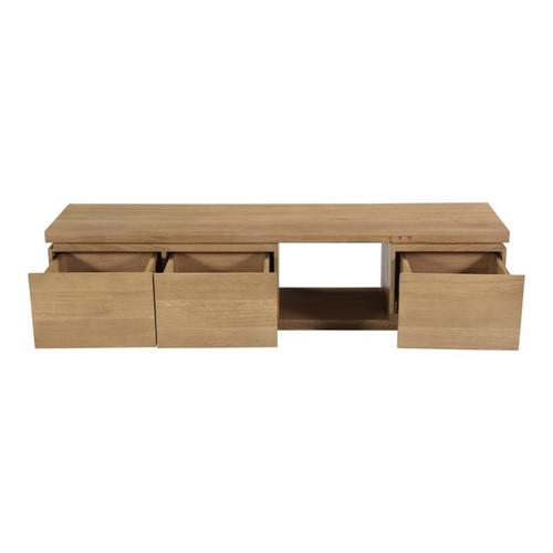 Moe's Home Collection - Alfie Coffee Table Natural