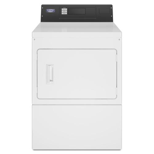 Maytag Commercial - Commercial Gas Super-Capacity Dryer, Card-Ready