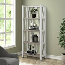 See Details - AMERICANA MODERN - COTTON Etagere Bookcase