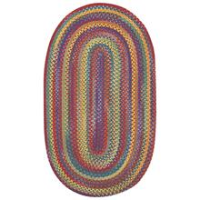 "American Legacy Primary Multi - Oval - 8"" x 28"""