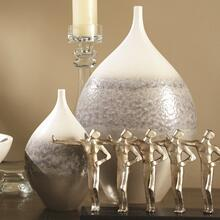 See Details - Cream Rises Vase-Wide-Lg