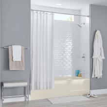 Princeton 60x30 inch Integral Apron Bathtub  American Standard - Linen