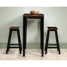 See Details - 3-Piece Counter-Height Dinette Set