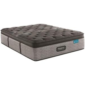 Beautyrest - Harmony Lux - Diamond Series - Ultra Plush - Pillow Top - Split Cal King