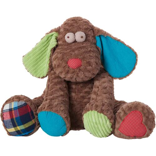 "Plushlines N1214 Brown 19"" X 24"" Plush Animal"