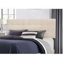 Delaney Full/queen Upholstered Headboard, Linen