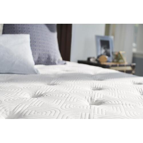 Response' - Response - Essentials Collection - Happiness - Plush - Euro Pillow Top - Full