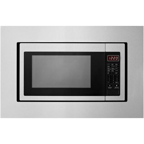 """Whirlpool Canada - 27"""" Trim Kit for 1.6 cu. ft. Countertop Microwave Oven"""