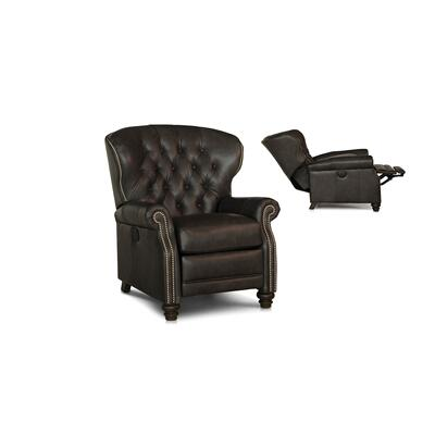 See Details - Leather Motorized Reclining Chair