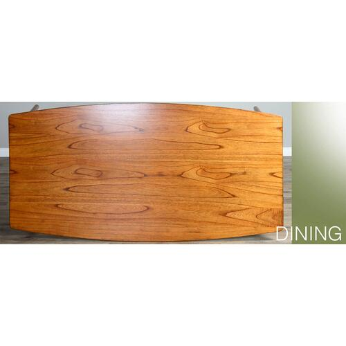 American Modern Rect. Dining Table