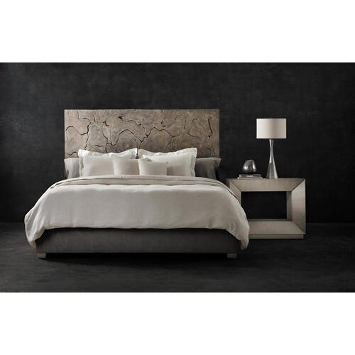 Bernhardt Interiors - King-Sized Calavaras Panel Bed