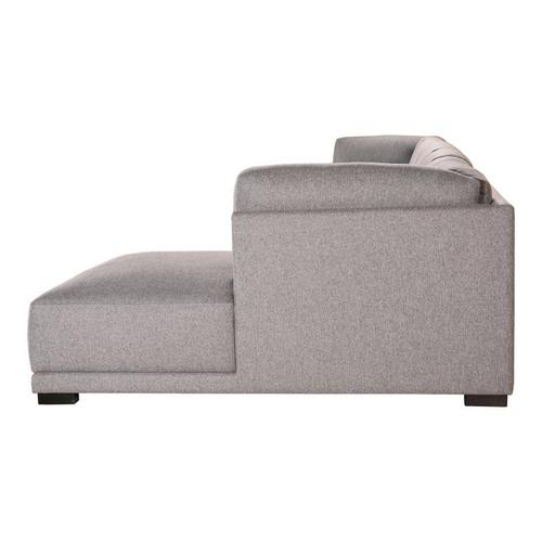 Moe's Home Collection - Romeo Modular Sectional Right Grey