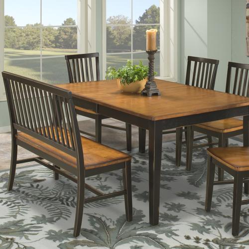 Intercon Furniture - Solid Oak