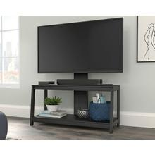 2-Shelf TV Stand with Floater Mount