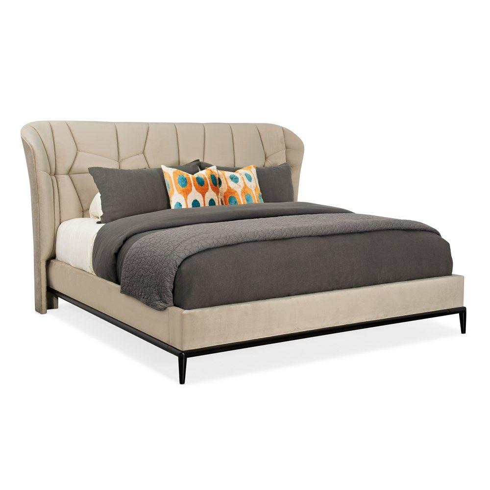 Queen Bed vector uph bed