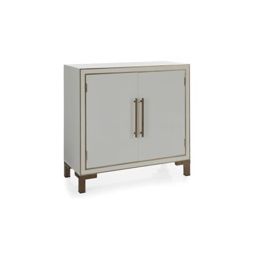 Gallery - Orchid White Cabinet