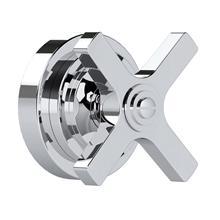 Stainless Steel With Matt Black Trim set for V607-AIS volume control