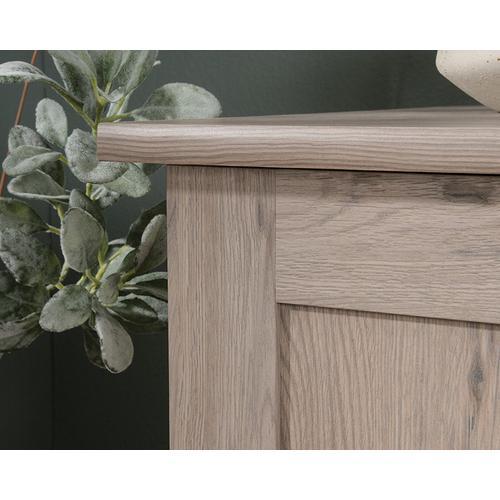 Sauder - Wood Home Office Desk in Laurel Oak