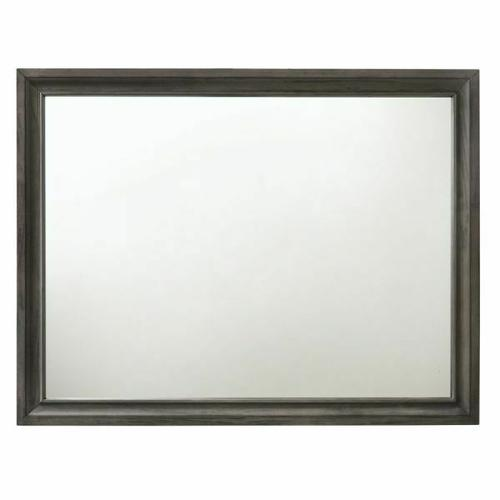 ACME Naima Mirror - 25974 - Gray