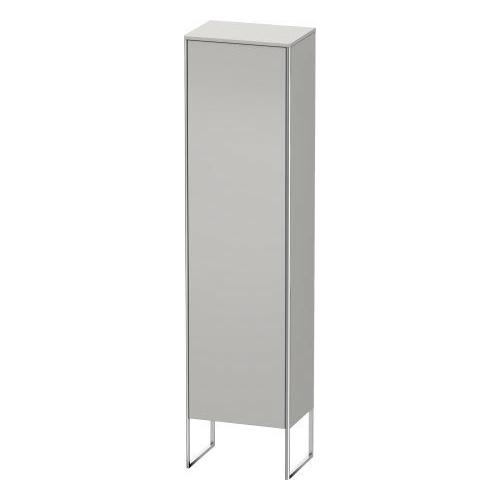 Tall Cabinet Floorstanding, Nordic White Satin Matte (lacquer)