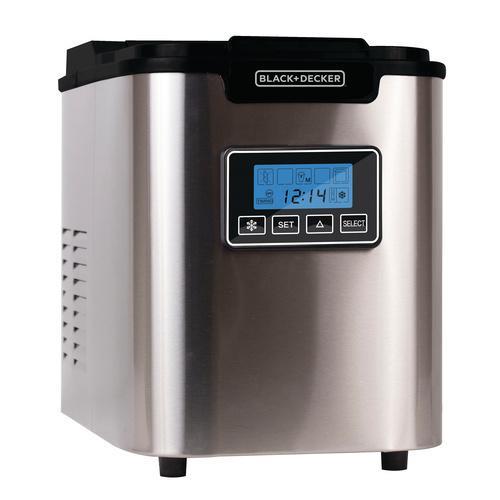 26 lb. Capacity Ice Maker