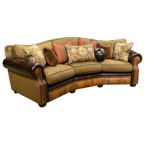 Cartwright 4c Conversation Sofa