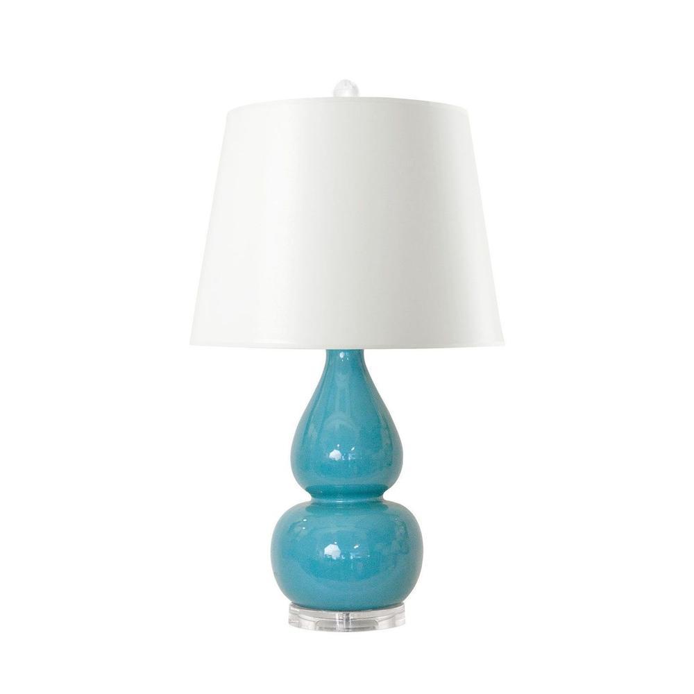 Emilia Lamp, Turquoise