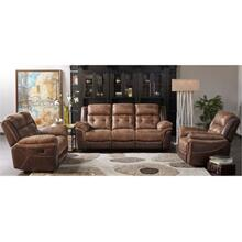 5156 Denali Reclining Sofa- Brown