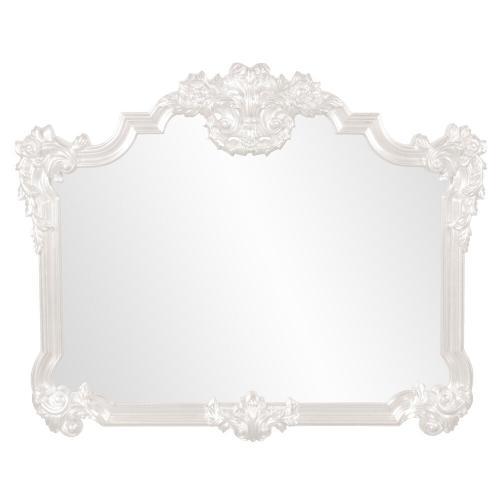 Howard Elliott - Avondale Mirror - Glossy White