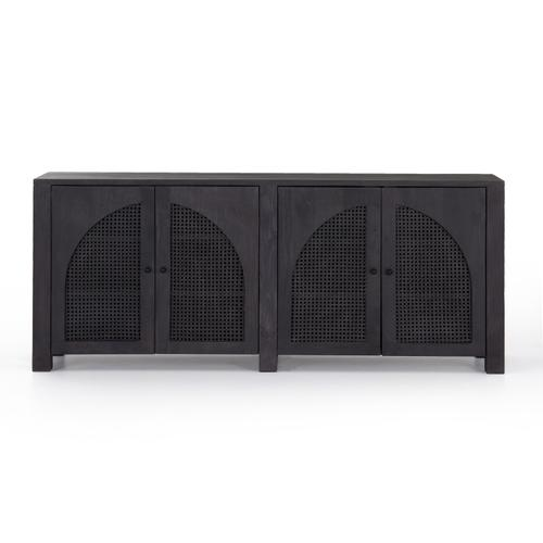 Tilda Sideboard-black Wash Mango