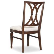 Dining Room Palisade Splat Back Side Chair - 2 per carton/price ea