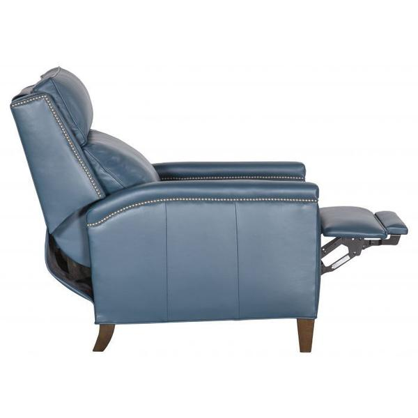 See Details - St. Andrews Manual Push Back Recline