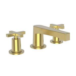 Satin Gold - PVD Widespread Lavatory Faucet