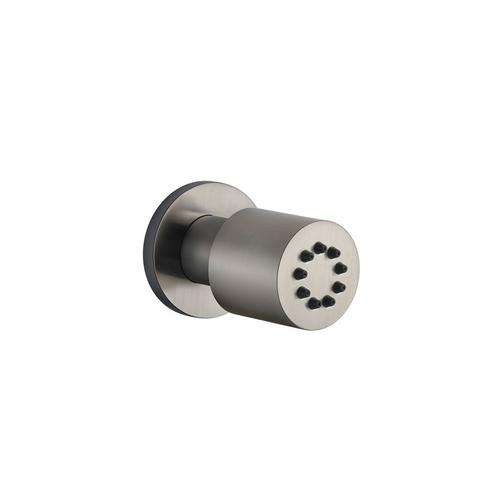 """Gessi - Pivotable body spray 1/2"""" connections Max flow rate 0"""