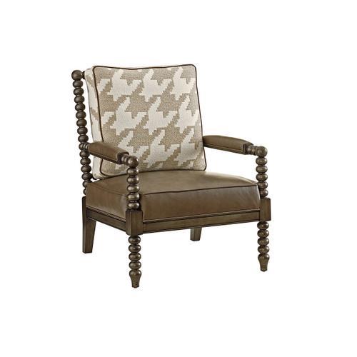 Tommy Bahama - Maarten Leather Chair
