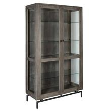 2-4527 Sedona Display Cabinet