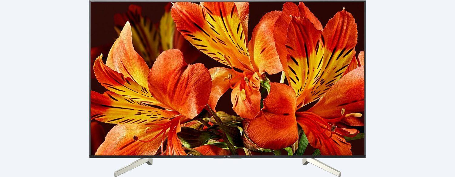 SonyX850f Led  4k Ultra Hd  High Dynamic Range (Hdr)  Smart Tv (Android Tv)