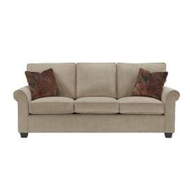 3 Cushion Sofa - Shown in 101-01 Beige Chenille Finish