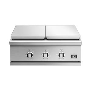"Dcs30"" Griddle/side Burner, Natural Gas"