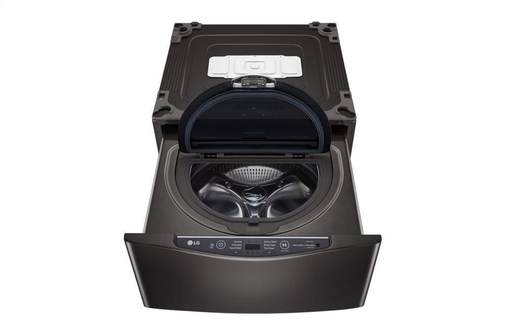 LG Appliances1.0 Cu. Ft. Lg Sidekick™ Pedestal Washer, Lg Twinwash™ Compatible